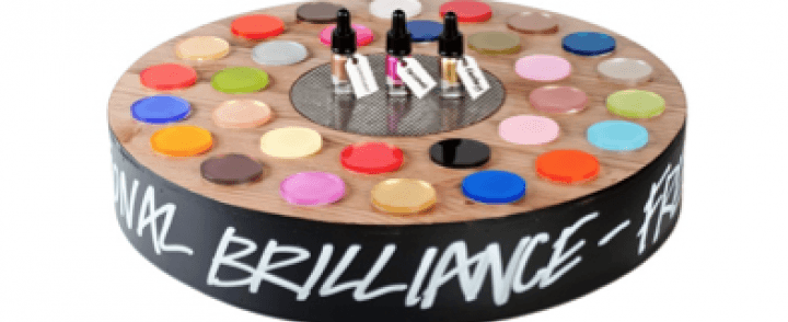 Emotional Brilliance: il make up di Lush