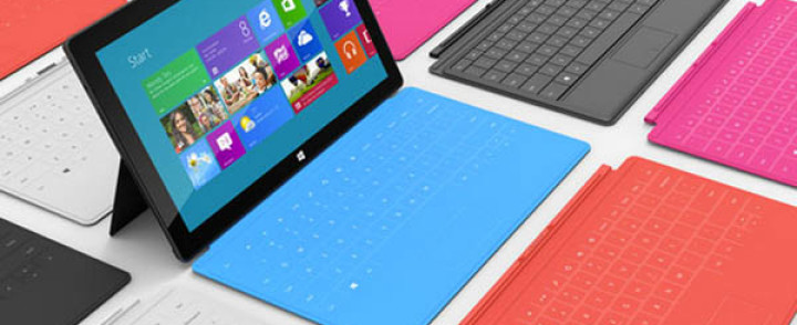 Windows 8 e Surface, ritorno col botto di Microsoft