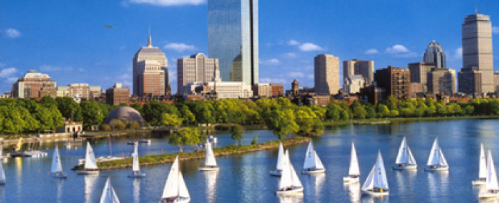 Boston, la capitale del Massachusetts