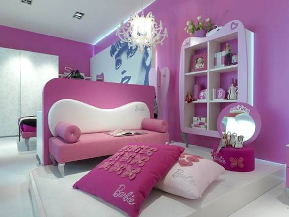 barbie compra casa a berlino | beautips - Soprammobili Per Camera Da Letto