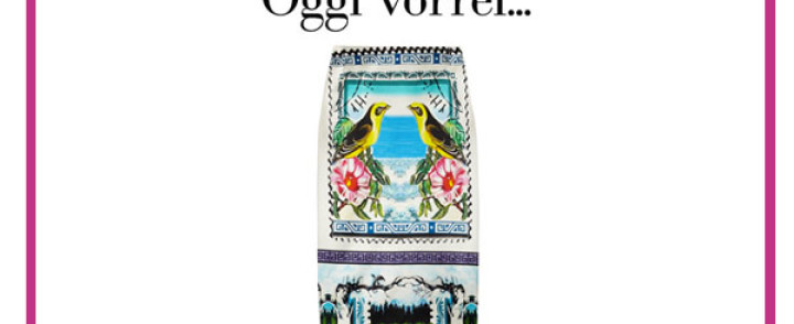 La gonna di Mary Katrantzou