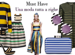 Must Have: una moda tutta a righe