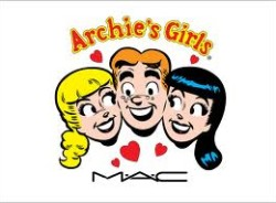 MAC Archie's Girls: the new spring collection