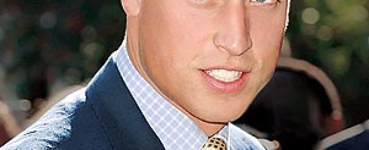 2 di picche per il principe William | VIDEO