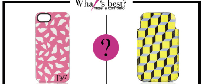 What's best? Cover per IPhone o custodia?