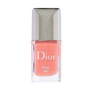 Dior Rouge Brilliant Limited Edition Vernis 2015: Rose 499 (24,95 euro)
